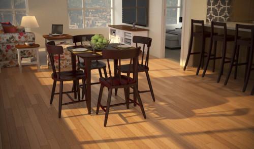 โต๊ะอาหาร 4ที่นั่ง