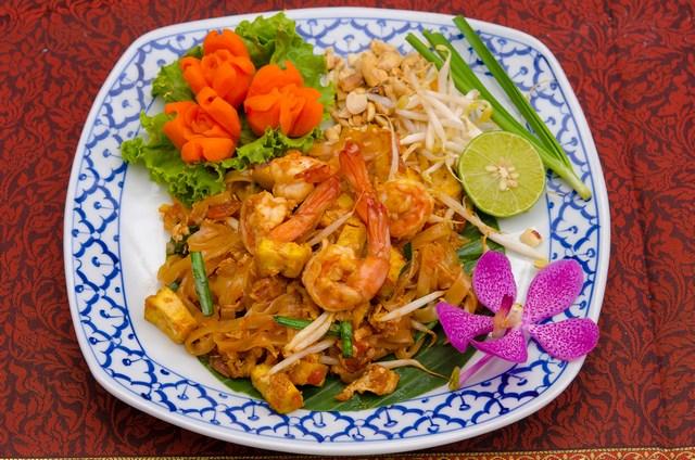 รับถ่ายเมนูอาหารไทย