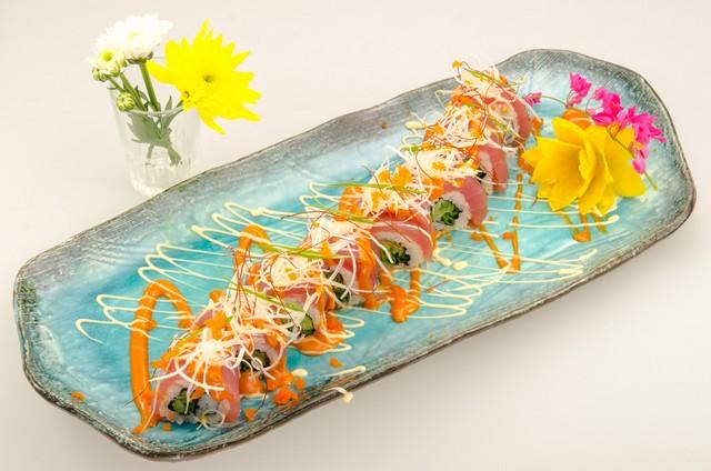 รับถ่ายรูปเมนูอาหารญี่ปุ่น ซูชิ